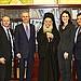 Mike Freer MP with Rt Hon Theresa Villiers and David Lidington MP