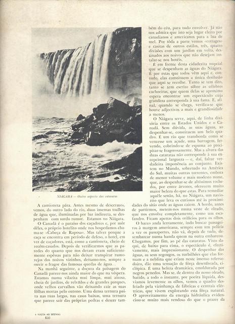 A Volta ao Mundo, Ferreira de Castro, Nº 15, 1944 - 52