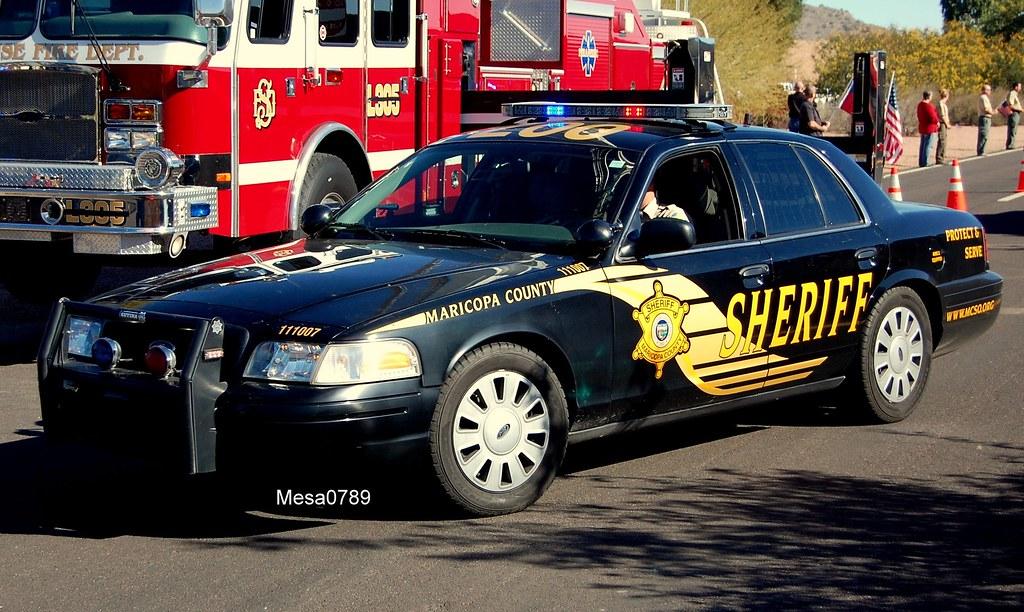 Maricopa County Sheriff Arizona Mesa0789 Flickr