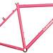Gunnar CrossHairs Custom in Pink Panther