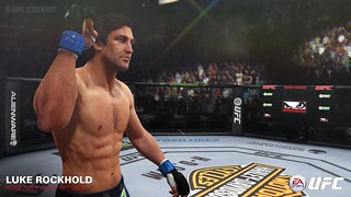 EA SPORTS UFC - Luke Rockhold | by easports_ufc