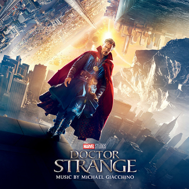 Dr. Strange Soundtrack (New Releases)