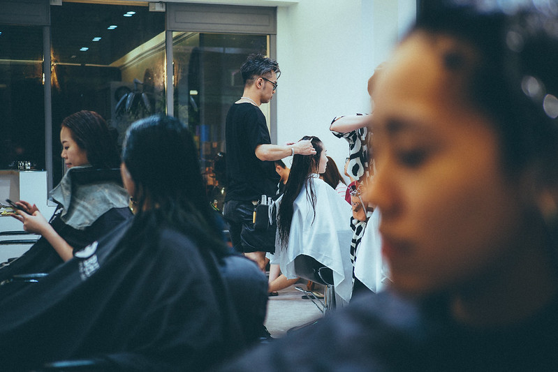 BHD Hair salon|Olympus 25mm f1.2 PRO