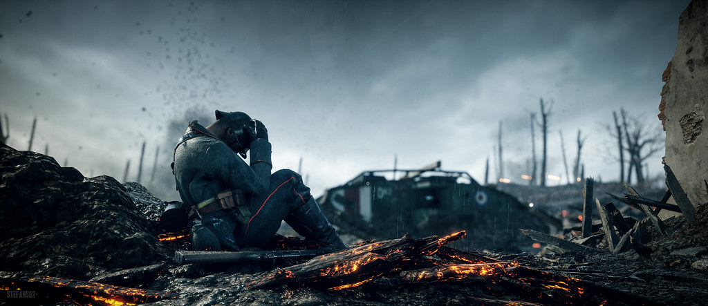 Desktop Wallpaper Hd Gaming >> Battlefield 1 / I Can't Take This Anymore   Screenshot of th…   Flickr