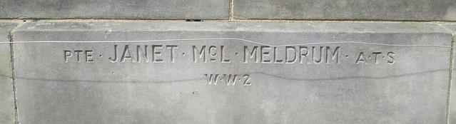 Kinross War Memorial