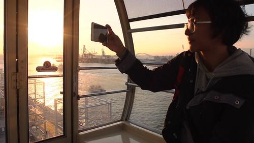 #AestesGTJ Osaka Tempozan Ferris Wheel