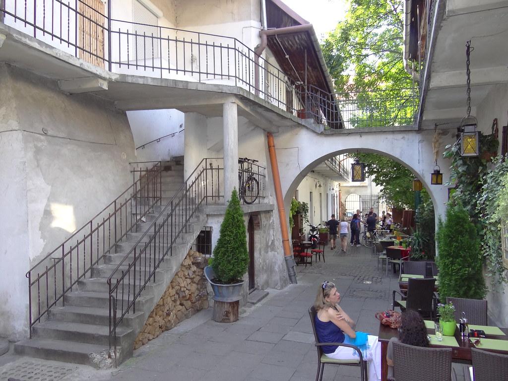 Alleyway Used in Filmi...