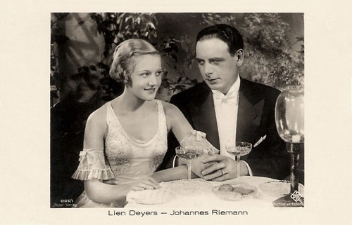 Lien Deyers and Johannes Riemann in Sein Scheidungsgrund (1931)