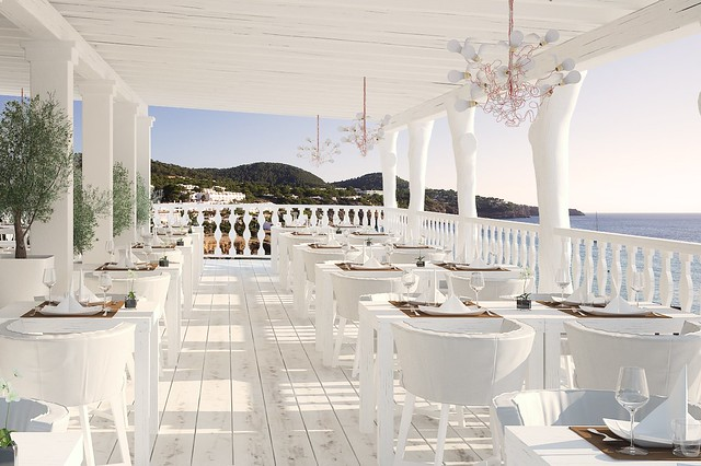 Cotton Beach Club, Cala Tarida