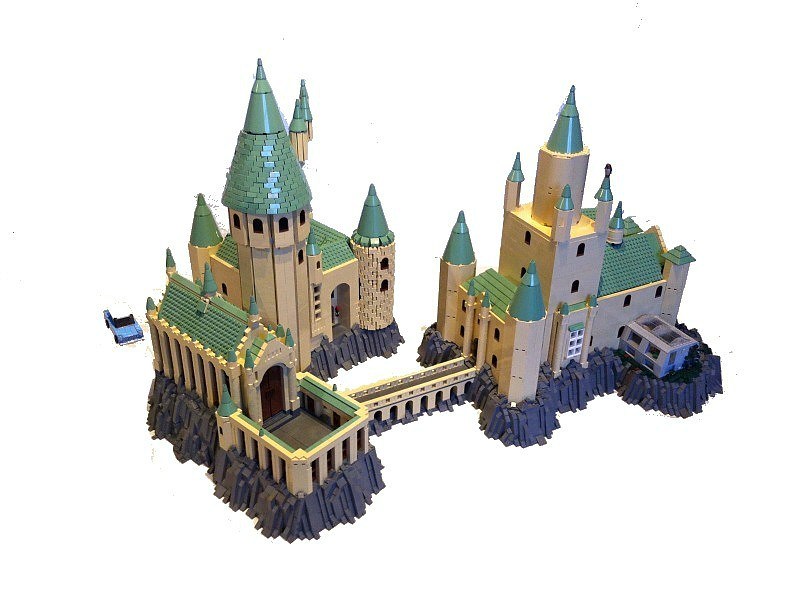 Lego Hogwarts Castle Custom Wwwimgarcadecom Online