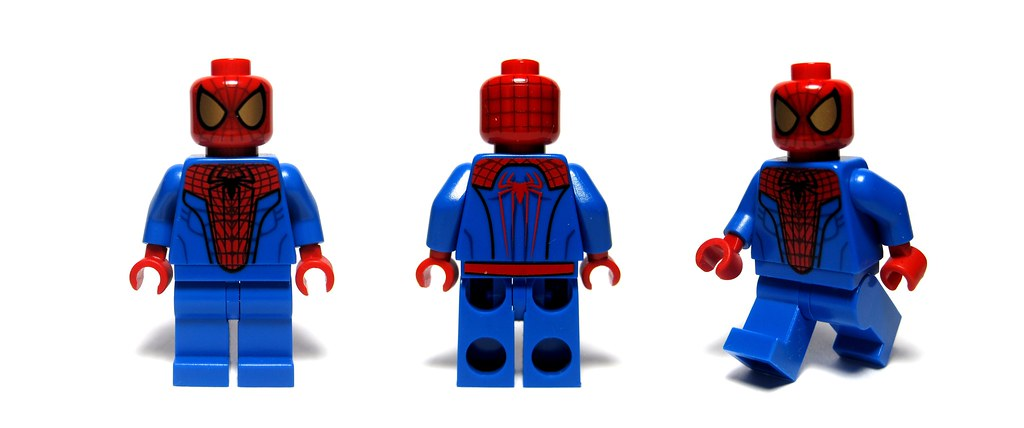 lego amazing spiderman