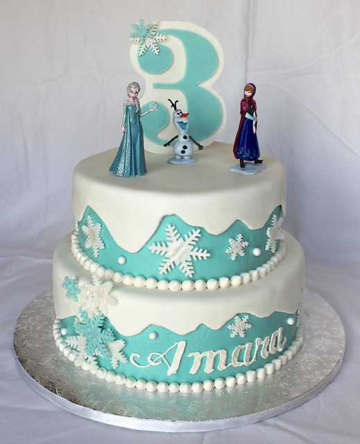 Frozen Cake Flickr Photo Sharing