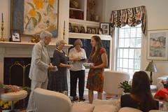 13. WCC Scholarship Tea - May 20, 2015