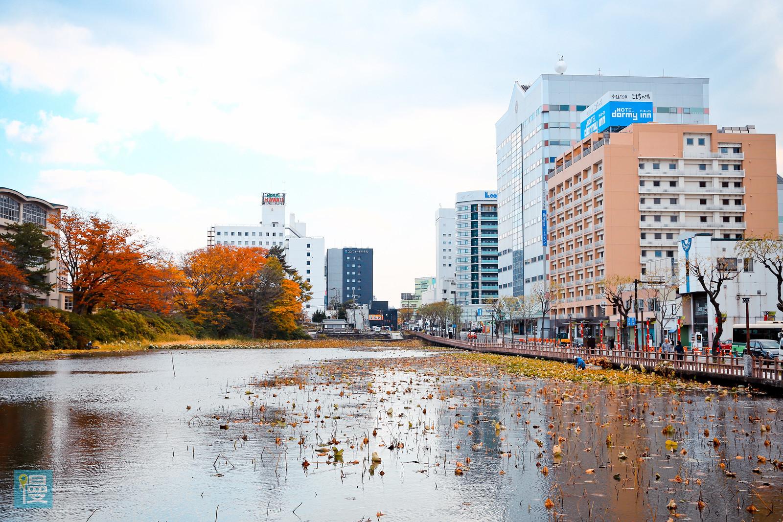 千秋公園 + 秋田縣立美術館 2016 - 184