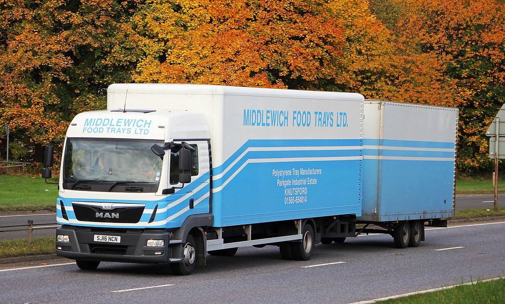 Man Middlewich Food Trays Ltd Knutsford Sj16 Ncn