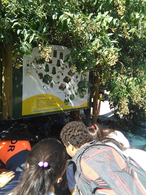 Salida Pedagógica con Fundación San Carlos