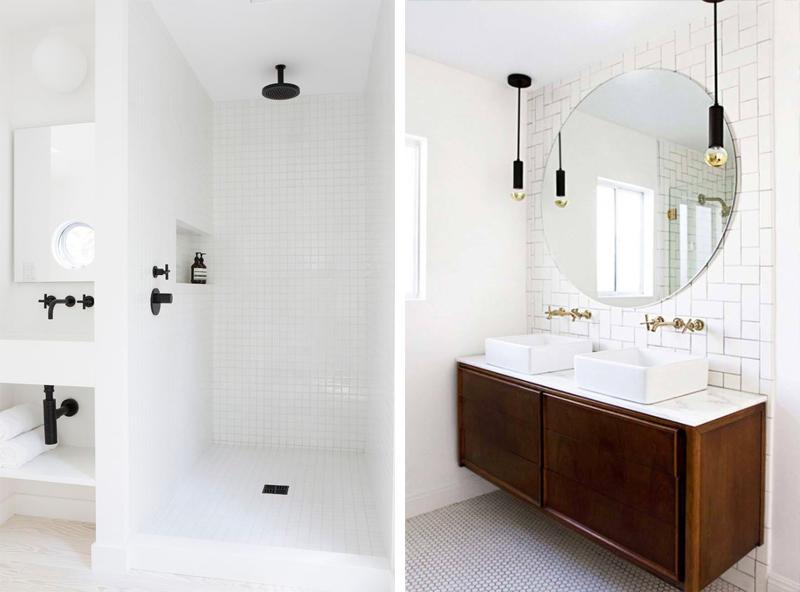 De badkamer overnieuw indelen foreverpetite