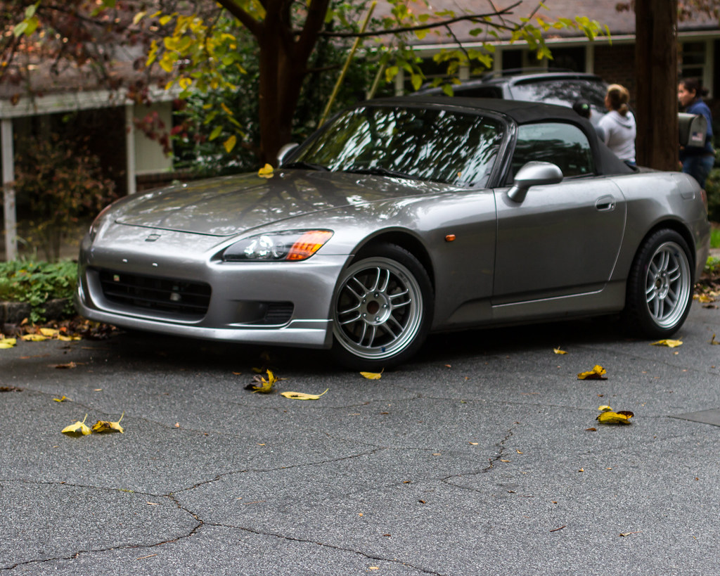 Honda S2000 with Enkei RPF1's | Sam Whited | Flickr