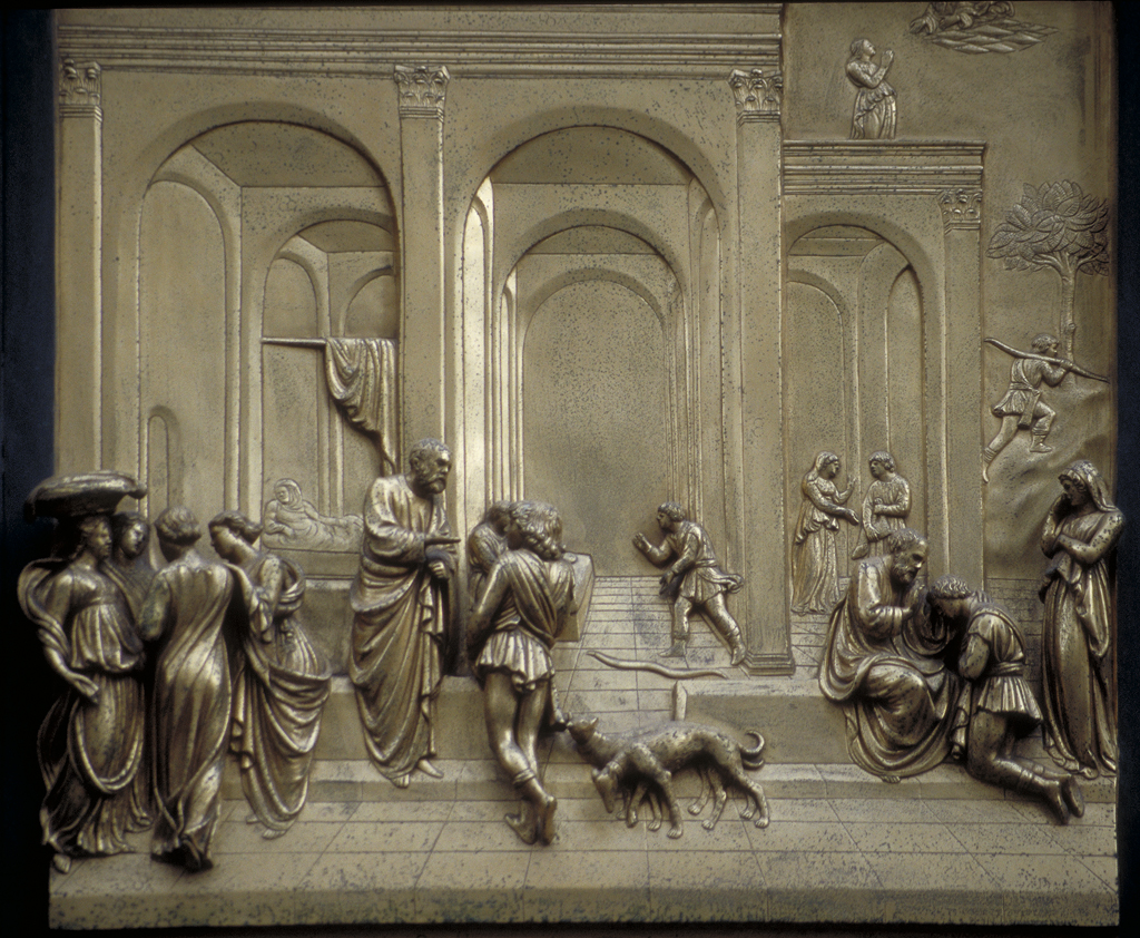 essay on lorenzo ghiberti Find and download essays and research papers on lorenzo ghiberti.