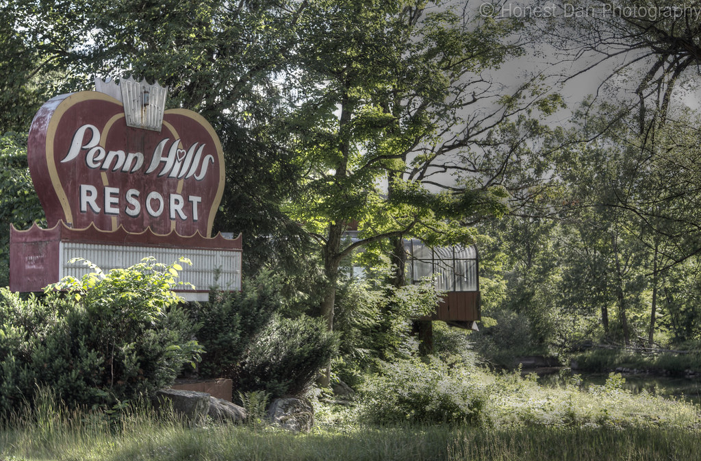 Penn Hills Resort | Penn Hills Resort began in 1944 as a ...