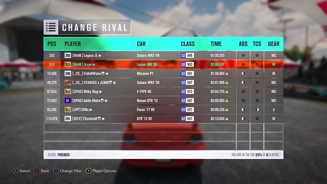 (FH3) Jungle Speedway Sprint (Open Class) (RESULTS UP) 30272016220_c629f162e9_z