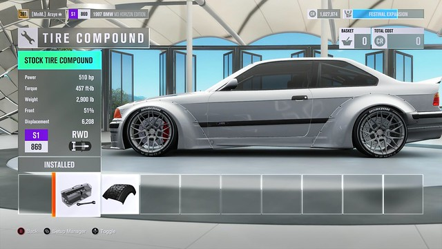 (FH3) RWD/FWD Restricted Reservoir Trail Attack (Results Up) 30966035866_fbe5f8afcc_z