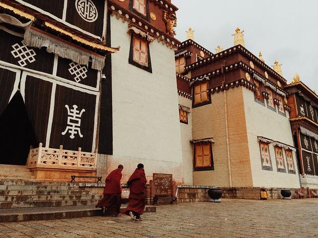 Monasterio de Songzanlin (Tíbet de Yunnan)