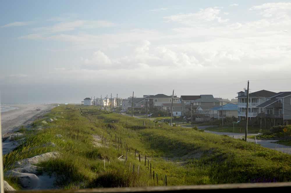 Top Sail Beach Nc Soundfront Rental