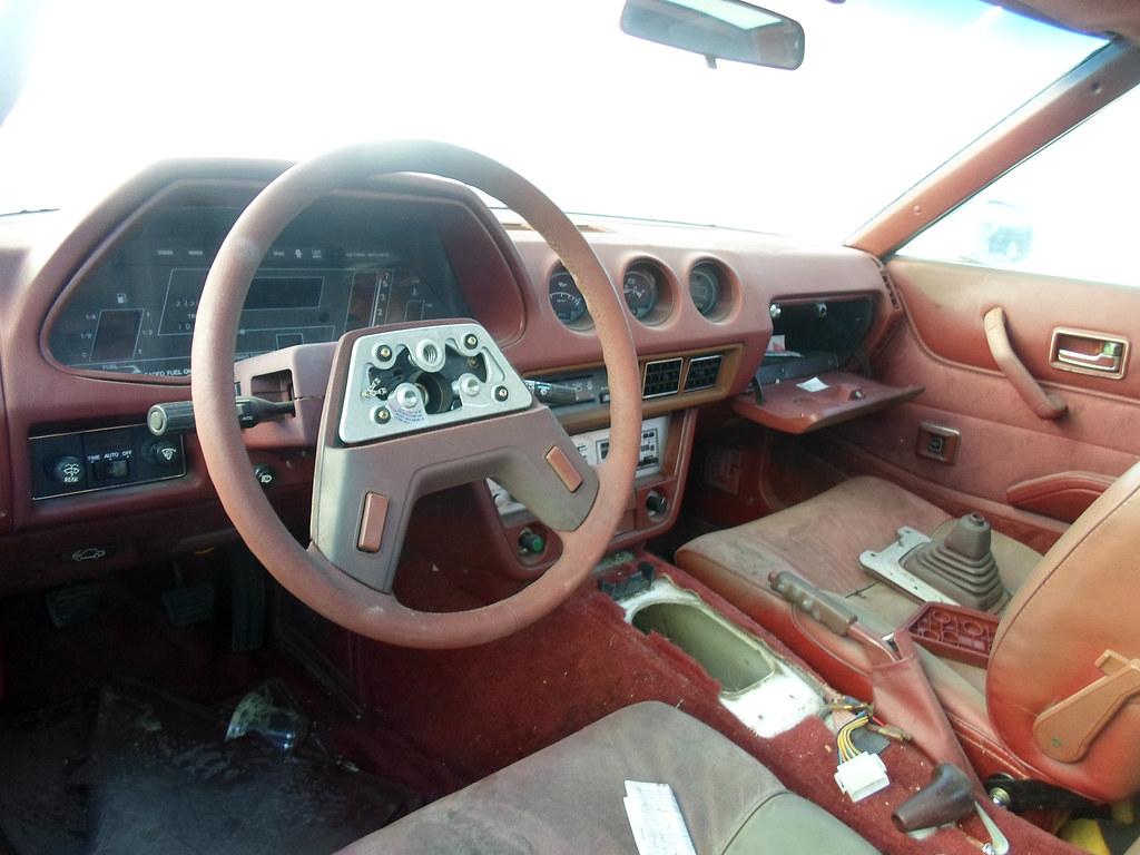 1983 Datsun 280zx Interior Dave 7 Flickr