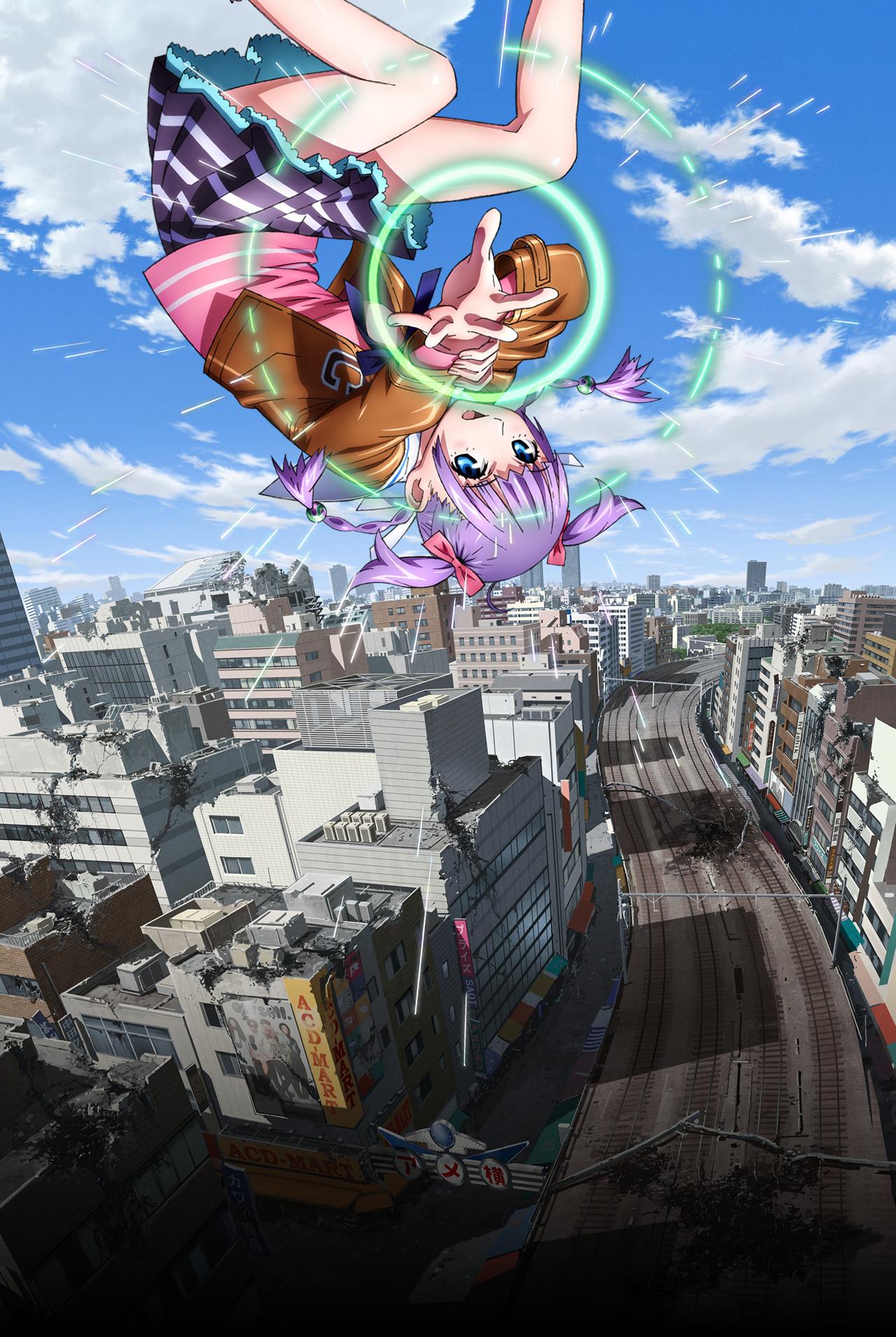 131107(4) - 魔法警匪法庭動畫《Wizard Barristers~弁魔士セシル》將於2014年1月放送、聲優陣容&預告片一同發表!