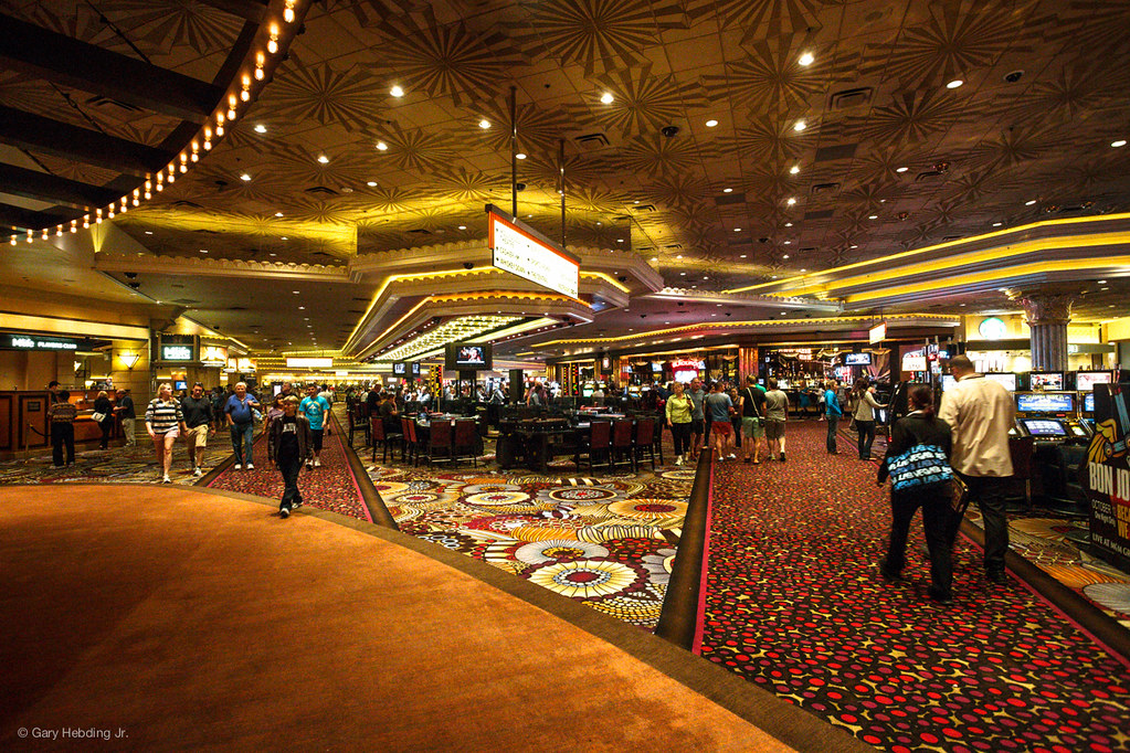 Casino gaming jobs