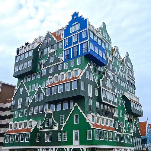 Inntel Hotels Amsterdam Zaandam The Netherlands Flickr