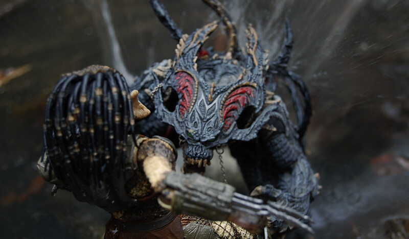 NECA Classic Predator vs Spawn Series 23: Mutations | Flickr