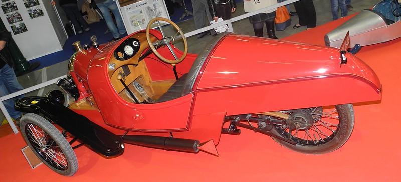 Tricyclecar Darmot Morgan Sport 1921 14574428211_67f8059a60_c