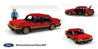 Ford XE Fairmont Ghia ESP 351 V8 (1982)