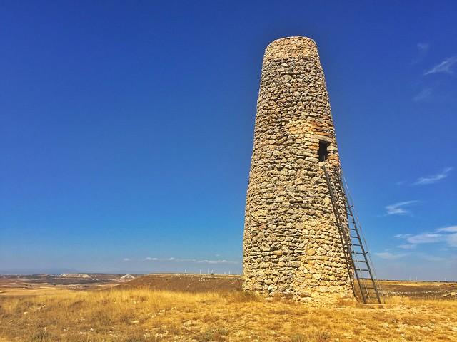 Atalaya de El Tiñón (Tierras de Berlanga, Soria)