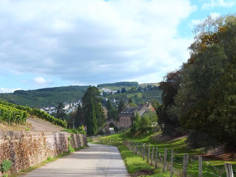 Schlosskellerei Grünhaus und Mertesdorf