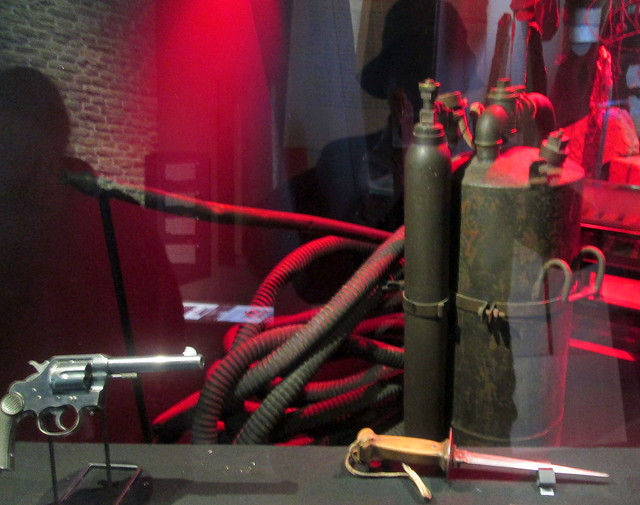 Flame Thrower, In Flanders Fields Museum
