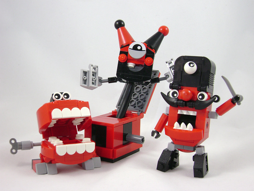Mixels Competition Winners Brickset Lego Set Guide And
