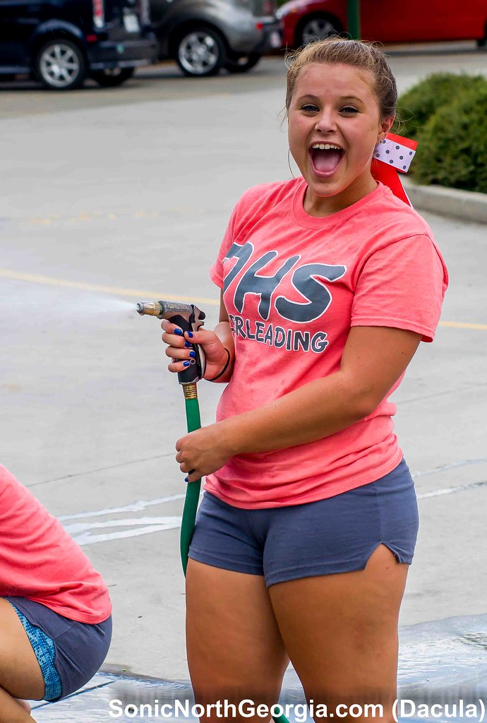 Cheer Car Wash Pictures
