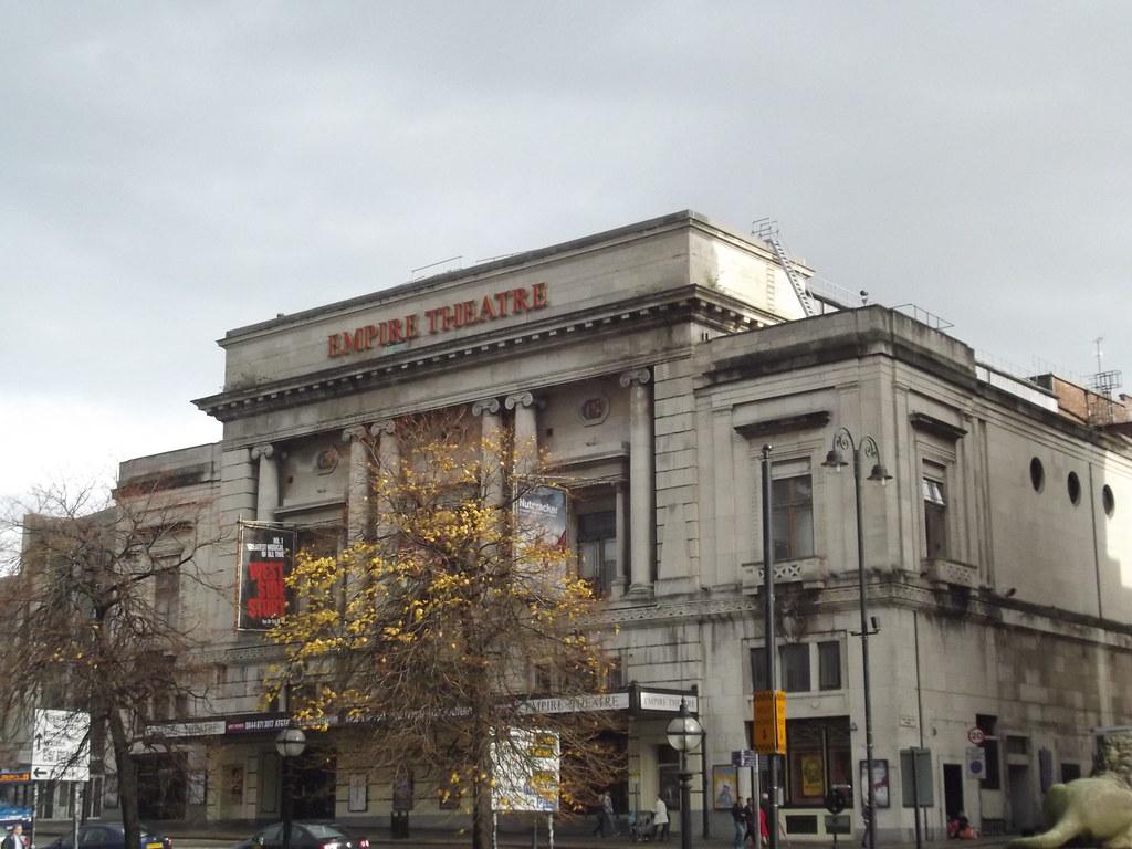 Empire Theatre Liverpool The Empire Theatre In