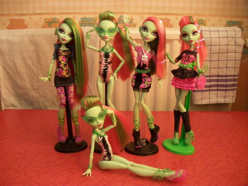 Venus Mcflytrap Crew Finally Have All