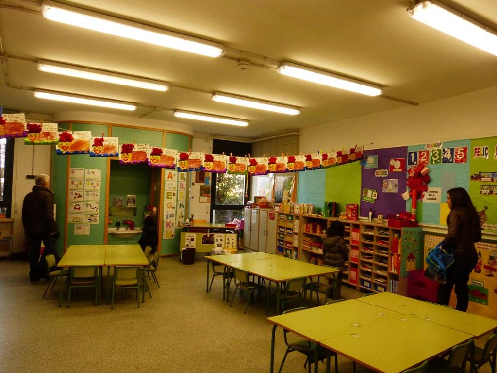 Fiesta Escuela Infantil Decoraado