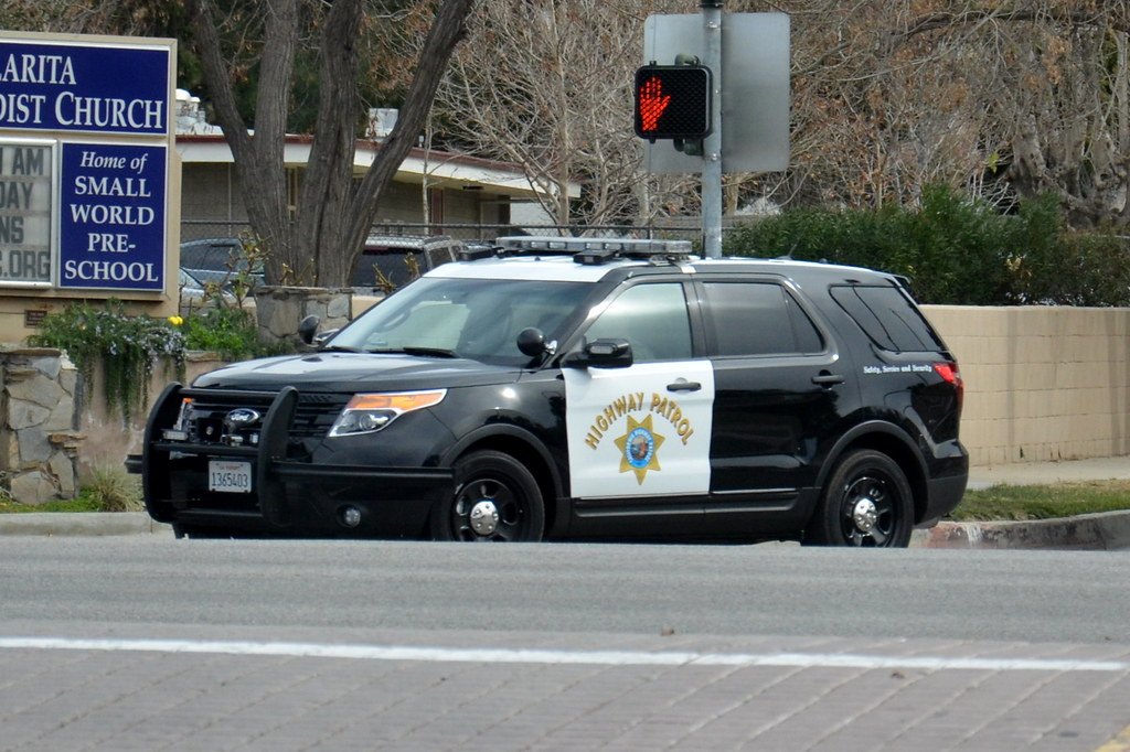 California Highway Patrol Chp Ford Explorer Equipped