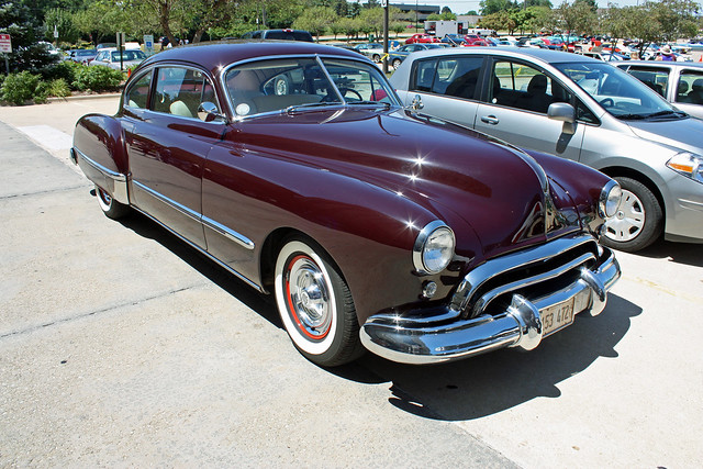 1948 oldsmobile futuramic 98 2 door club sedan 2 of 8 for 1948 oldsmobile 4 door sedan