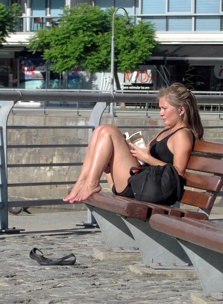 Lucy de buenos aires usando la web cam por skype - 2 part 5