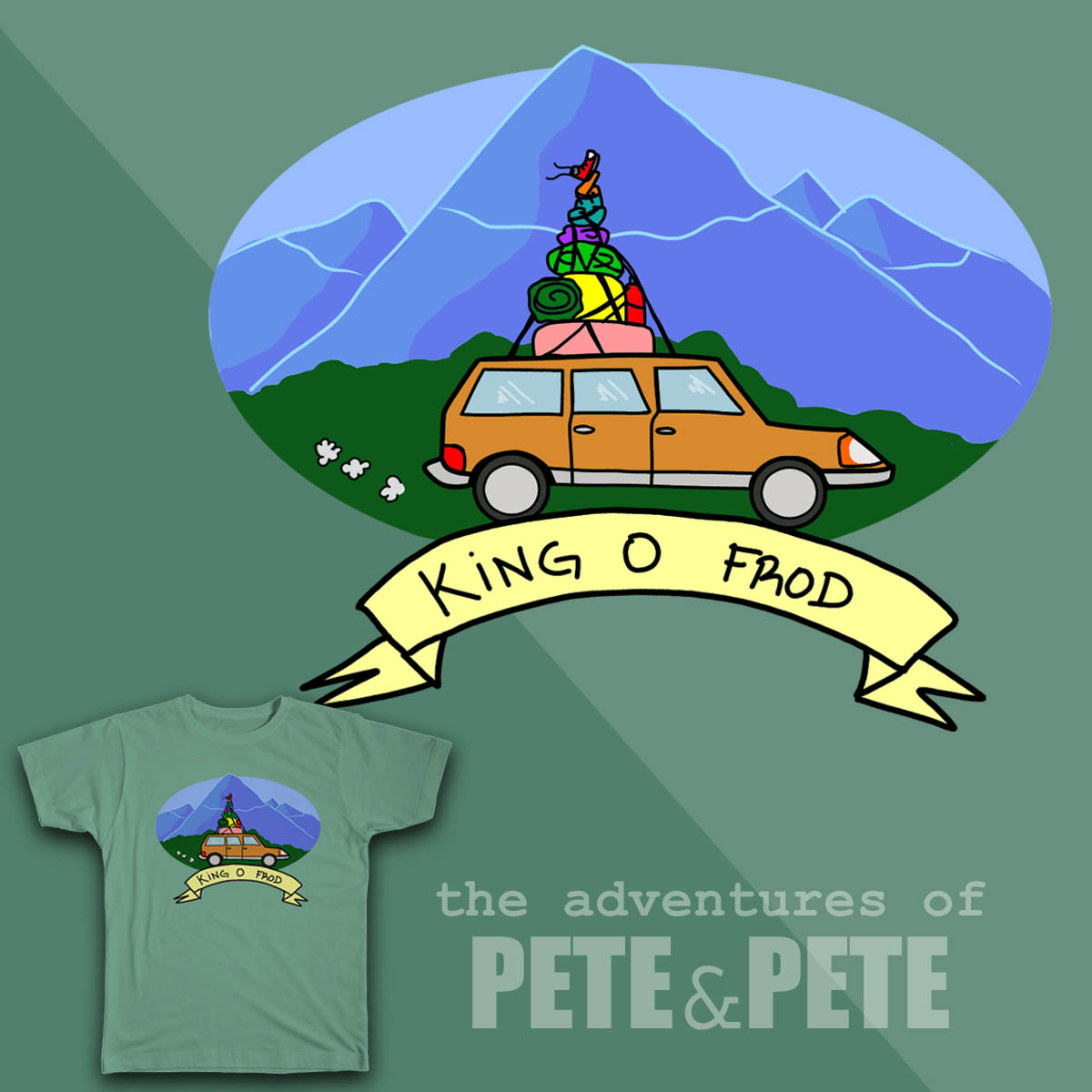 King O Frod
