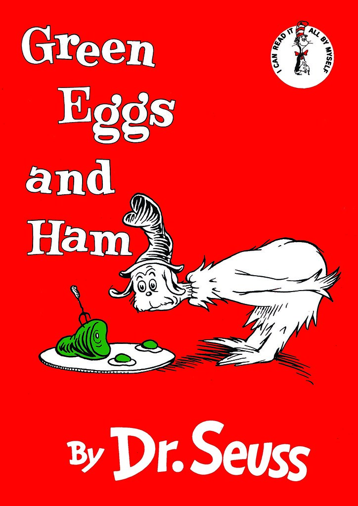 green-eggs-and-ham-cover | Green Eggs and Ham Sam I Am by ... I Am Sam Dr Seuss