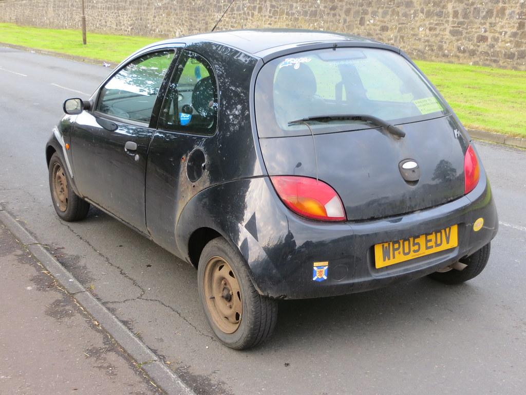 2005 Ford Ka Style The Worst Ka Rot I Ve Ever Seen
