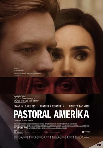 Pastoral Amerika - American Pastoral (2016)
